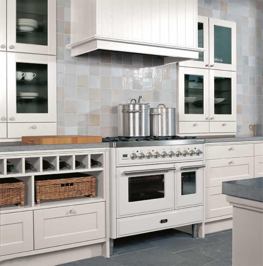 Keukenstudio rudie schr r - Deco keuken oud land ...